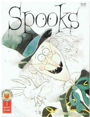 9780006641506: SPOOKS/VAMPIRES [2 BOOKS IN ONE]
