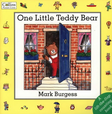 9780006642022: One Little Teddy Bear