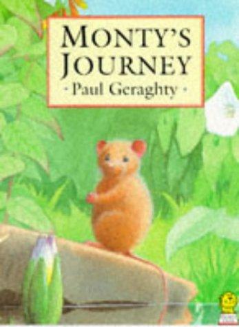 9780006642343: Monty's Journey
