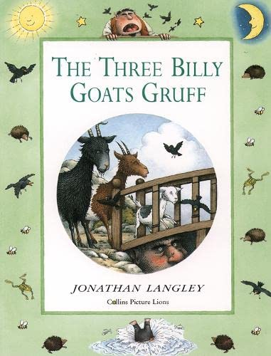 9780006642503: The Three Billy Goats Gruff