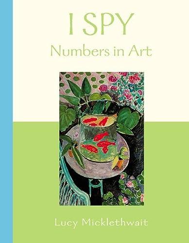 9780006642985: Numbers in Art (I Spy)