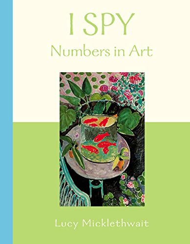 9780006642985: Numbers in Art (I Spy)