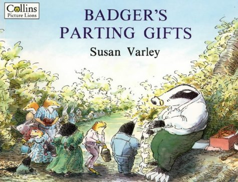 9780006643173: Badger's Parting Gifts