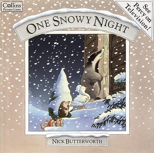 9780006643180: One Snowy Night