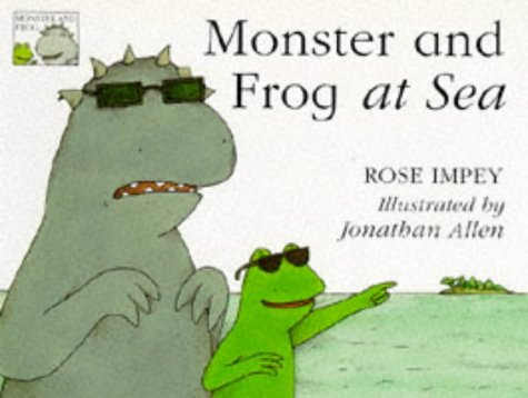 9780006643401: Monster and Frog at Sea (Monster & Frog)