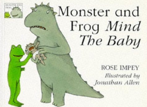9780006643418: Monster and Frog Mind the Baby (Monster & Frog)