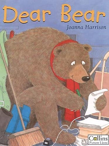 9780006643616: Dear Bear