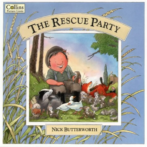 9780006643760: The Rescue Party