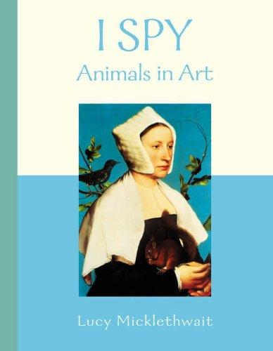 9780006644071: Animals in Art (I Spy)