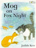 9780006645016: Mog on Fox Night