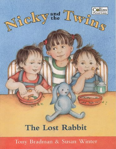 9780006645115: Nicky and the Twins: The Lost Rabbit (Nicky & the Twins)