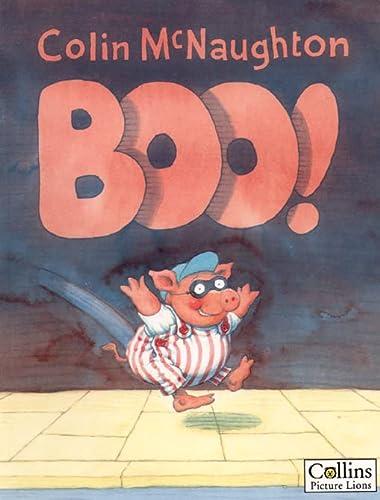 9780006645214: Preston Pig - Boo!