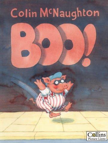 9780006645214: Boo! ( Preston Pig )