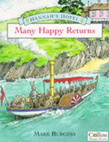 Many Happy Returns (Hannah's Hotel): Burgess, Mark