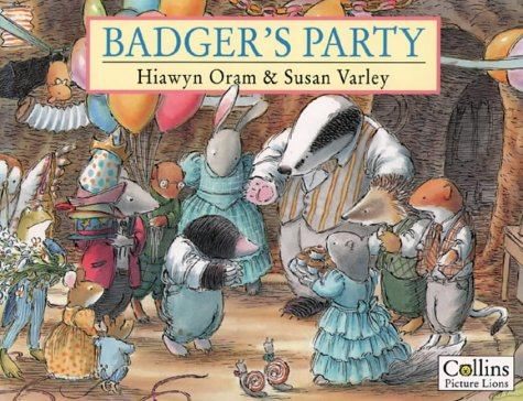 9780006645542: Badger's Party