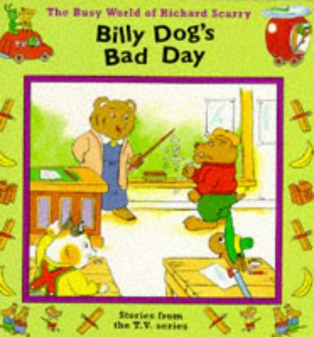 9780006645696: Billy Dog's Bad Day (