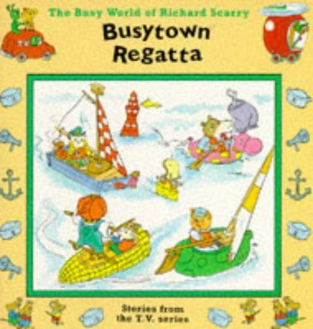 9780006645733: Busytown Regatta (