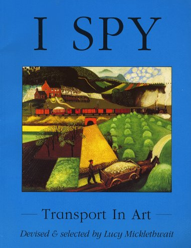 I Spy : Transport In Art