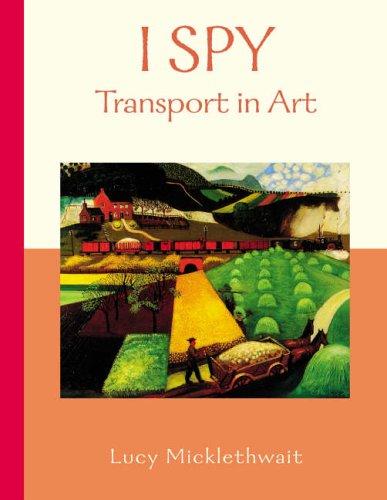 9780006645801: Transport in Art (I Spy)