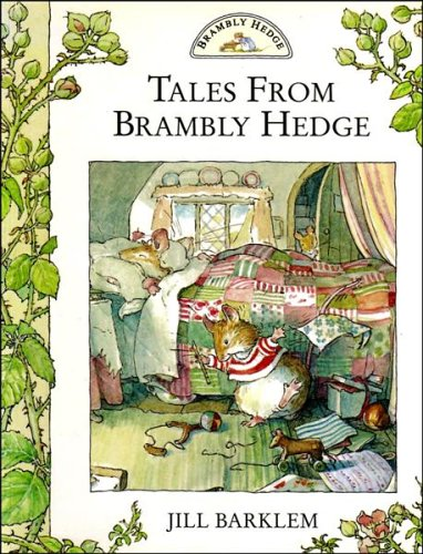 9780006645870: Tales From Brambly Hedge: Spring Story & Autumn Story