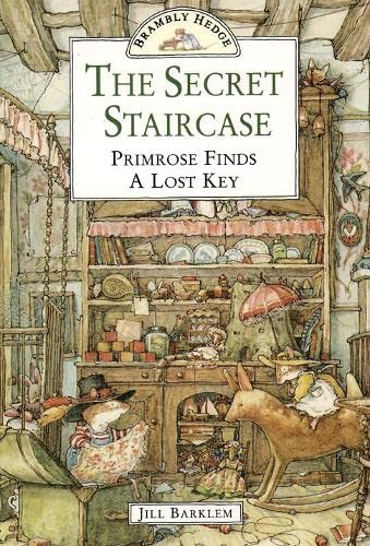 9780006645894: The Secret Staircase (Brambly Hedge)