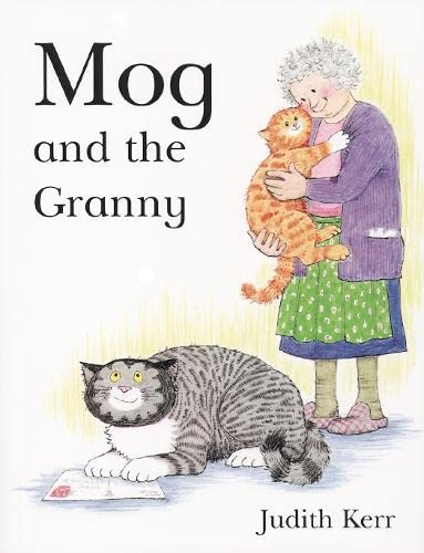 9780006645924: Mog and the Granny