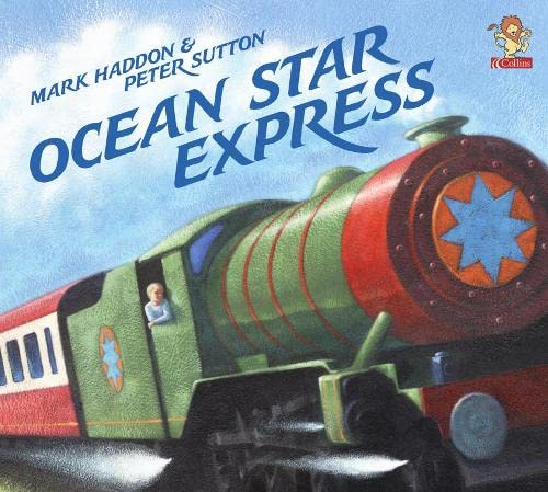Ocean Star Express: Haddon, Mark