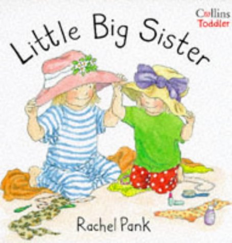 9780006646020: Little Big Sister (Collins toddler)