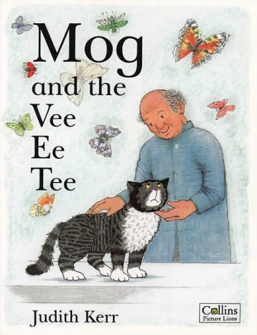 9780006646204: Mog and the Vee Ee Tee (Collins picture lions)