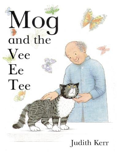 9780006646204: Mog and the Vee-ee-tee (Collins picture lions)