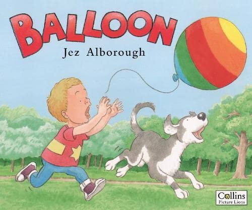 9780006646242: Balloon (Collins Picture Lions)