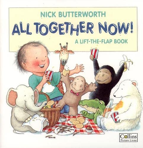 All Together Now! (Collins Baby & Toddler): Butterworth, Nick