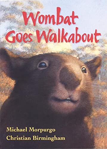9780006646273: Wombat Goes Walkabout