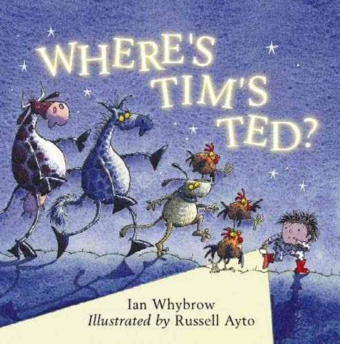 9780006646389: Where's Tim's Ted? (Collins Picture Lions)
