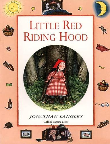 9780006646488: Little Red Riding Hood (Jonathan Langley Nursery Tales)