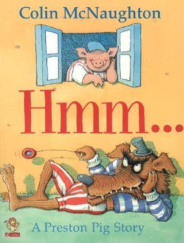 9780006646556: Hmm... (A Preston Pig Story)