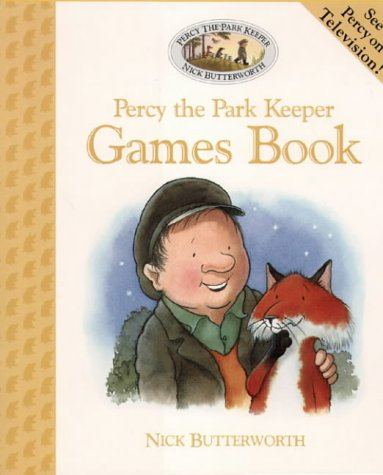 9780006646655: Percy the Park Keeper: Games Book