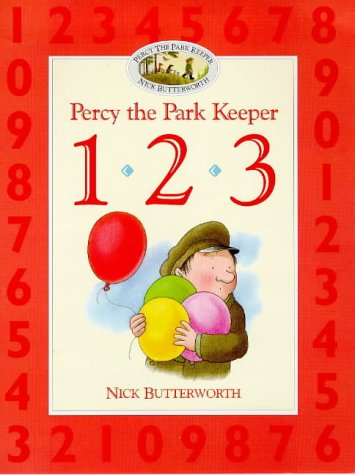 9780006646662: Learn with Percy: 1-2-3 (Percy the Park Keeper)