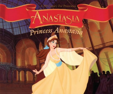 Princess Anastasia: Carr, Jan