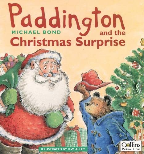9780006646785: Paddington and the Christmas Surprise