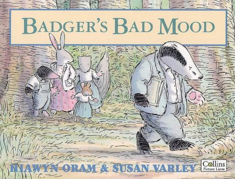 9780006646808: Badger's Bad Mood