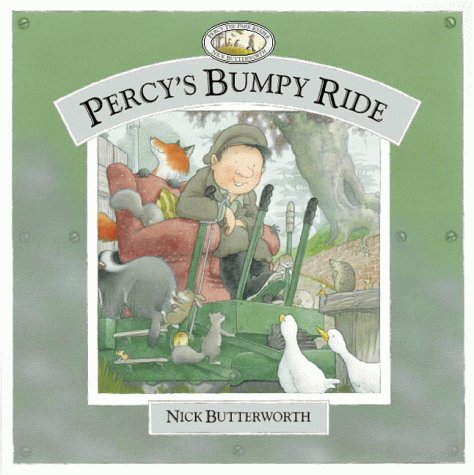 9780006646822: Percy's Bumpy Ride (Collins picture lions)