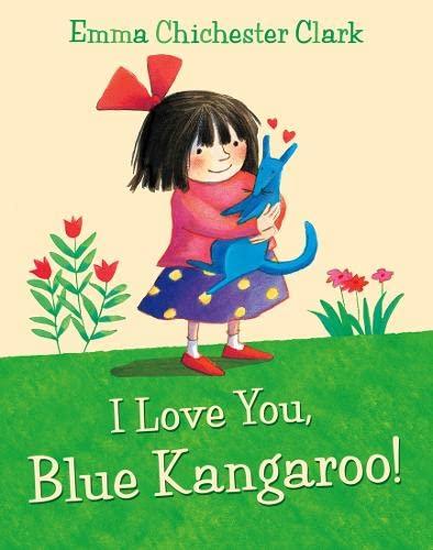 9780006646846: I Love You, Blue Kangaroo (Picture Lions)
