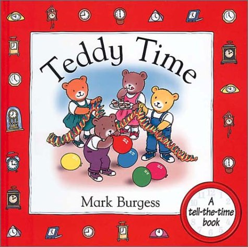 9780006646914: Teddy Time