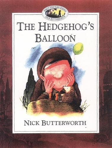 9780006646952: The Hedgehog's Balloon (Percy the Park Keeper)