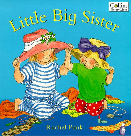 9780006646976: Little Big Sister (Picture Lions)