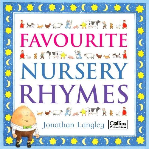 9780006646983: Favourite Nursery Rhymes (Collins Picture Lions)