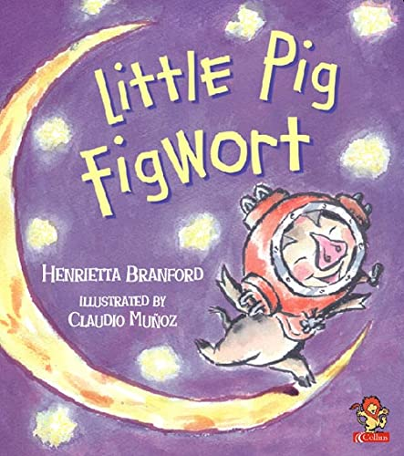 9780006646990: Little Pig Figwort