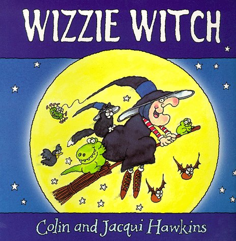 9780006647027: Wizzie Witch (Picture Lions)