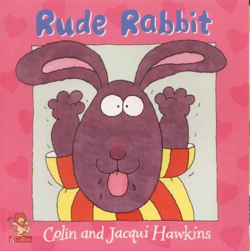 9780006647225: Rude Rabbit